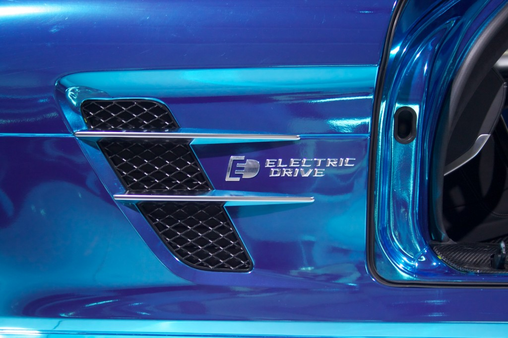 3 SLS electric