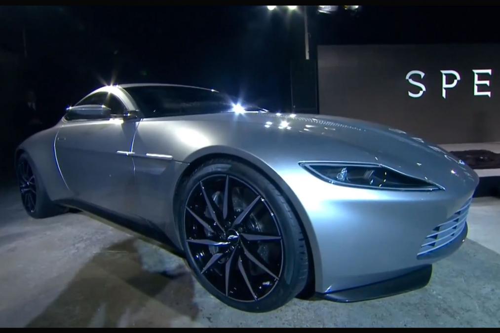 16b 16c. Specification. Aston Martin DB10
