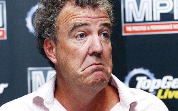 Jeremy Clarkson unimpressed a while back