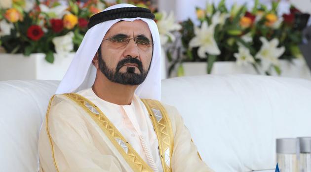 Sheikh Mohammed bin Rashid Al Maktoum of Dubai