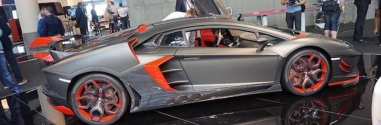 Modified Lamborghini Aventador The Car Spotter Blog The Car