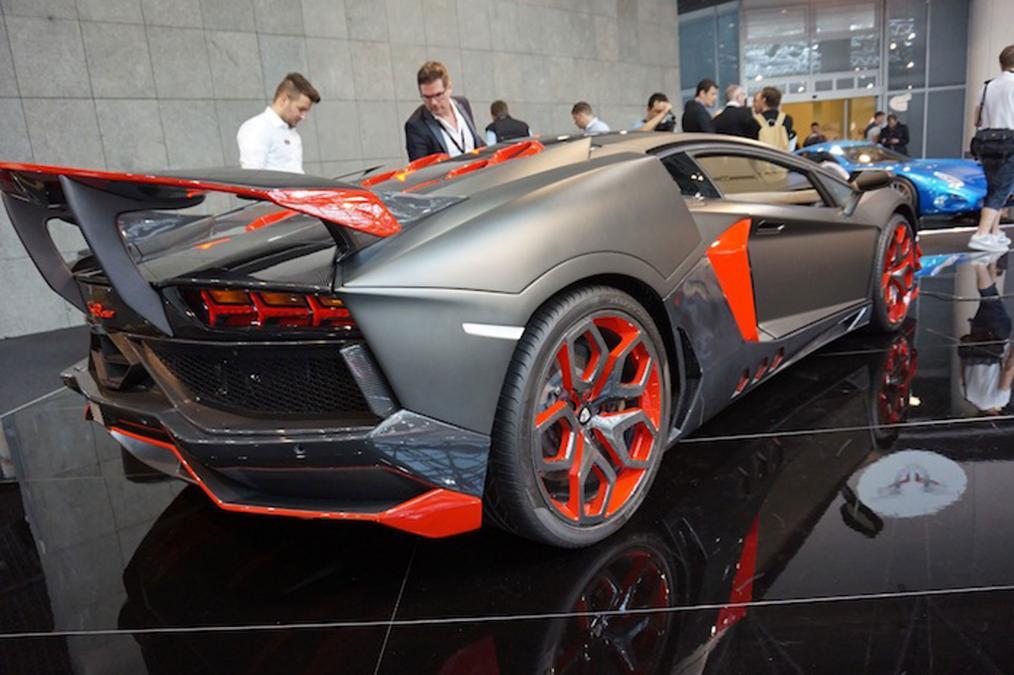 Lamborghini Aventador Lp750 4 >> Nimrod Avanti Rosso Lamborghini Aventador LP700-4 at Top Marques Monaco 2015 | The Car Spotter ...