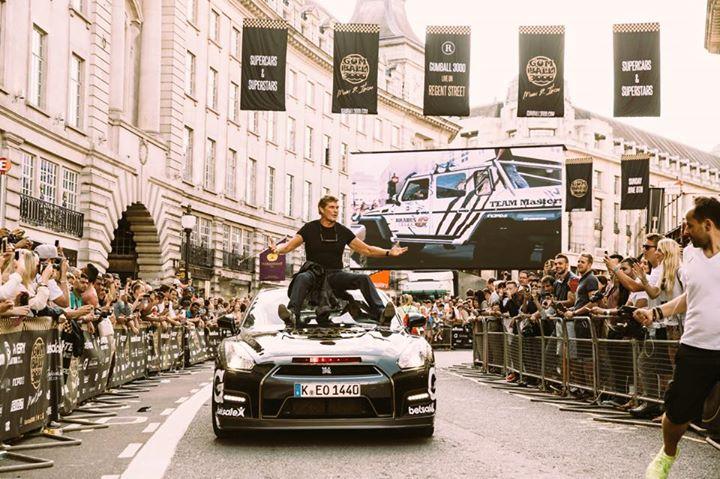 Team: Team David Hasselhoff Car: Nissan GT-R KITT