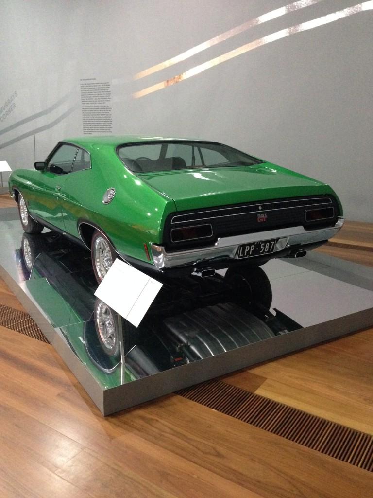 1973 Ford Australia XA Ford Falcon GT (RPO83) coupe