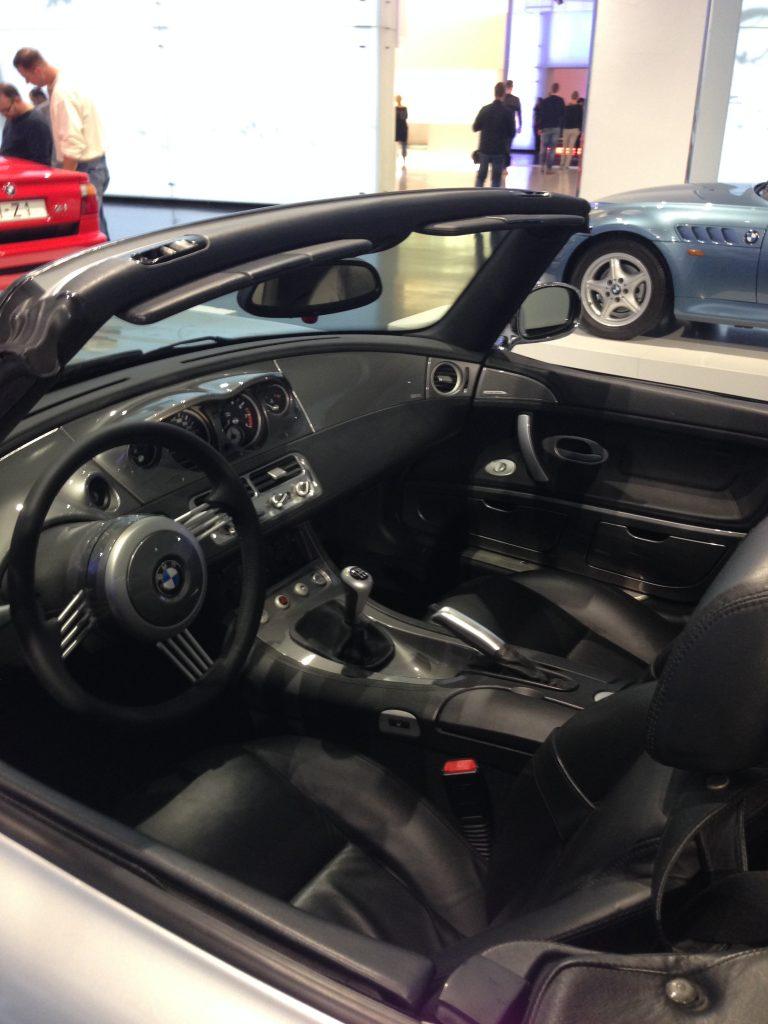 Z8 interior