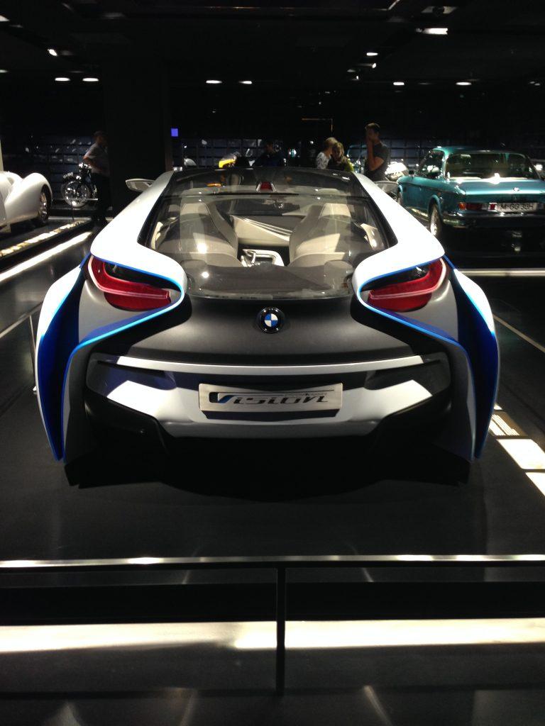 BMW Vision Dynamics Concept